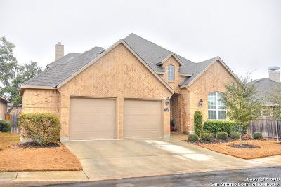 San Antonio Single Family Home Price Change: 2542 Tuscan Oaks