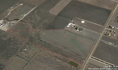 Residential Lots & Land For Sale: 22.89 Acres Abbott Rd.