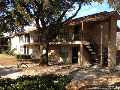 San Antonio Condo/Townhouse Back on Market: 923 Vance Jackson Rd #1508