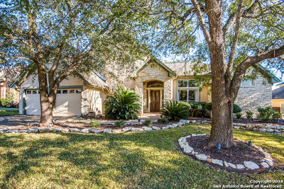 San Antonio Single Family Home For Sale: 18210 Openforest