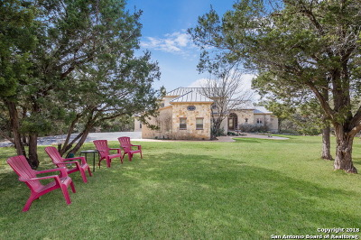 New Braunfels Single Family Home For Sale: 1041 Homestead Ridge