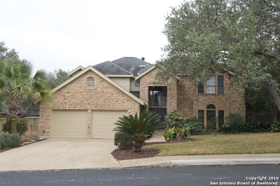 San Antonio Single Family Home Back on Market: 1615 Wood Quail