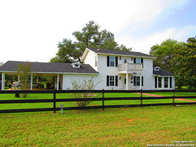 Floresville Single Family Home Active RFR: 263 County Road 146