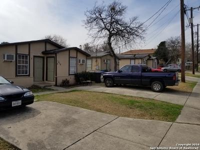 San Antonio Multi Family Home Back on Market: 1412 Avant Ave