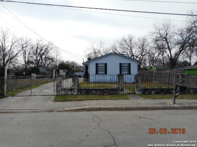 San Antonio Single Family Home Price Change: 218 Joe Blanks St