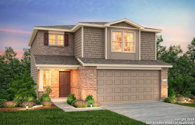 Helotes Single Family Home New: 11722 Silver Sky