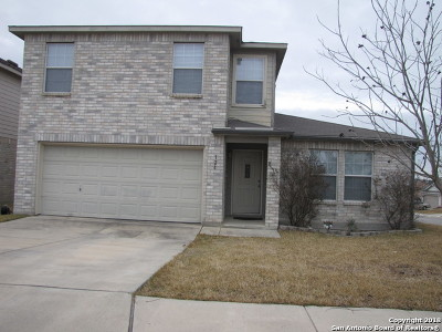 Cibolo Single Family Home For Sale: 121 Willow Path