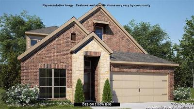 Seguin Single Family Home For Sale: 2904 Coral Way