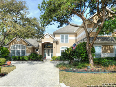 San Antonio Single Family Home Back on Market: 8 Inwood Heights Dr