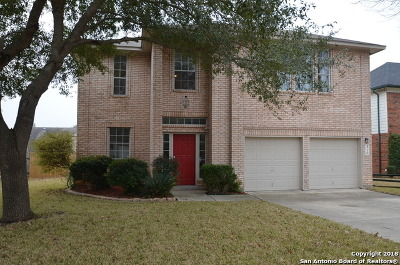 Cibolo Single Family Home New: 310 Burkwood Ln