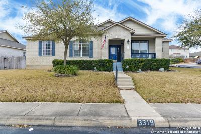 San Antonio Single Family Home For Sale: 3319 Windy Ridge Ct