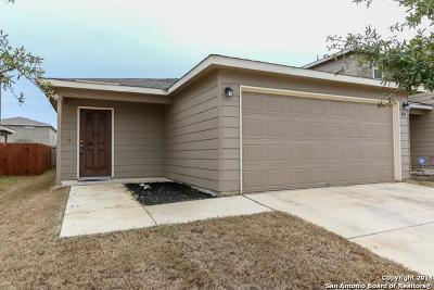 Selma Single Family Home New: 484 Auburn Park