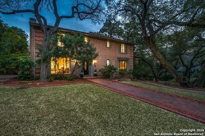 San Antonio Single Family Home For Sale: 306 E Summit Ave