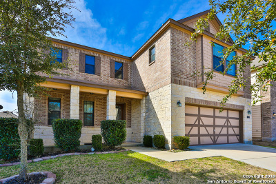 Boerne Single Family Home New: 129 Mustang Run