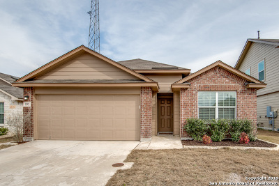 Boerne Single Family Home New: 192 Jolie Circle