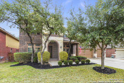 Bexar County Single Family Home Active RFR: 3522 Galveston Trail