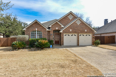 San Antonio TX Single Family Home Back on Market: $298,900