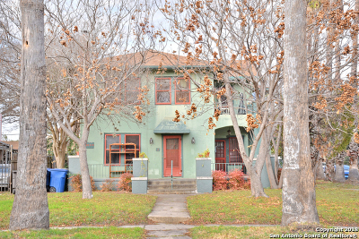 Bexar County Multi Family Home For Sale: 1601 W Woodlawn Ave