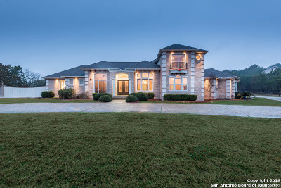 Garden Ridge Single Family Home New: 10038 Trophy Oaks Dr