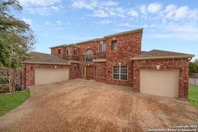San Antonio Single Family Home New: 9723 Torrington