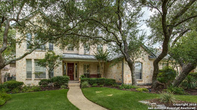 San Antonio Single Family Home New: 1807 Cactus Bluff