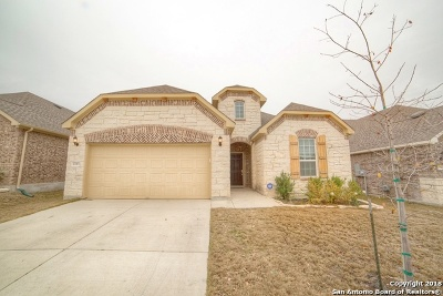 San Antonio Single Family Home For Sale: 13915 Persimmon Cv