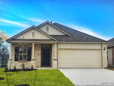Single Family Home New: 9616 Rousseau
