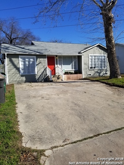 Single Family Home For Sale: 435 Ward Ave