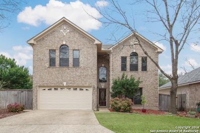 San Antonio Single Family Home For Sale: 1402 Horizon Circle
