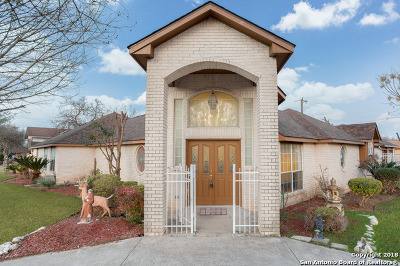 San Antonio Single Family Home For Sale: 7733 Linkwood St
