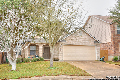 San Antonio Single Family Home Back on Market: 6623 Kirk Ln