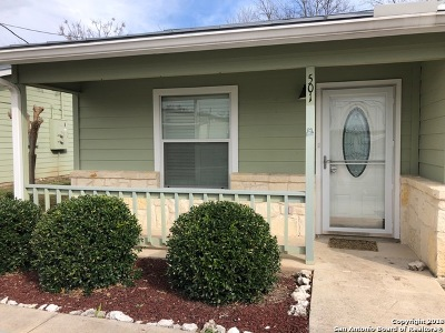 Boerne Condo/Townhouse For Sale: 121 S Plant Ave #501
