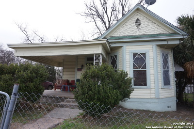 Single Family Home Price Change: 1512 E Houston St
