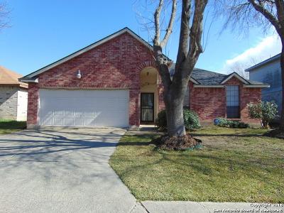 San Antonio Single Family Home Back on Market: 5030 Cabin Lake Dr