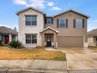 Single Family Home New: 3946 Wisteria Way