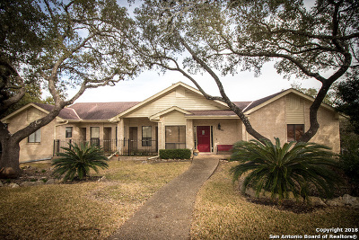Bexar County, Kendall County Single Family Home For Sale: 29307 Grand Coteau Dr