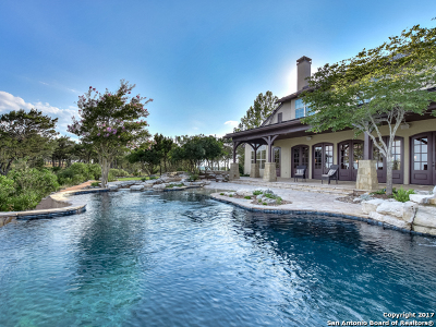Boerne Single Family Home For Sale: 167 Estancia Ln