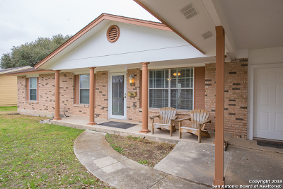 Schertz Single Family Home New: 302. River Rd