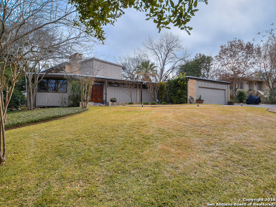 San Antonio Single Family Home New: 126 E Brandon Dr