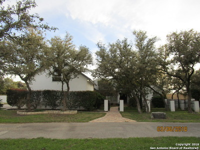 Helotes Single Family Home For Sale: 13660 Fm 1560 N