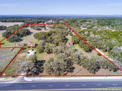 Boerne Farm & Ranch For Sale: 946 State Highway 46 E