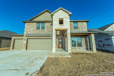New Braunfels Single Family Home New: 816 Gray Cloud Drive