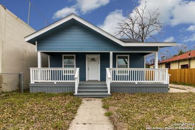 Single Family Home New: 2537 W Southcross Blvd