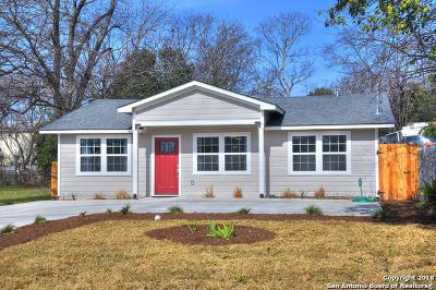 Single Family Home New: 217 Bobbies Ln