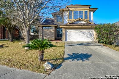 San Antonio Single Family Home Back on Market: 7659 Spanish Wood