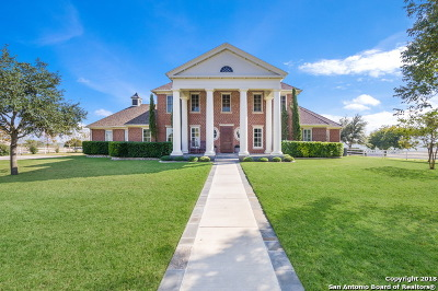 Guadalupe County Single Family Home Price Change: 2201 Fm 1339