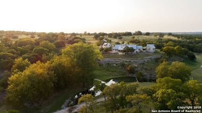 Boerne Farm & Ranch For Sale: 2777b Turkey Knob