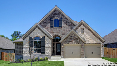 Bexar County, Kendall County Single Family Home New: 116 Boulder Creek