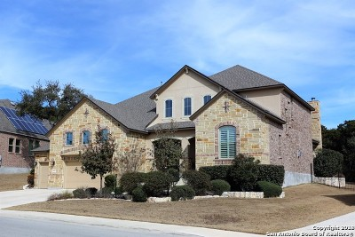 Helotes Single Family Home New: 10430 Springcroft Ct