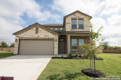 San Antonio Single Family Home New: 8236 Llano Parke